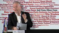 Les cinéastes en compétition à Cannes sont-ils vraiment toujours les mêmes ?