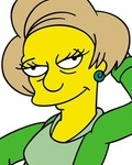 Marcia Wallace (Edna)
