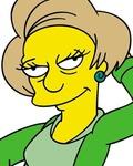 Marcia Wallace (Edna)
