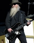 Dusty Hill