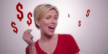 Scarlett Johansson est l'actrice la plus bankable de tous les temps