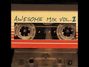 Ecoutez toutes les chansons des Gardiens de la galaxie 2