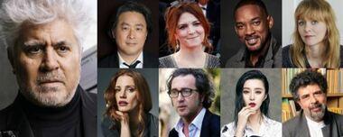Le jury du Festival de Cannes 2017 est au complet