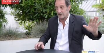 Les Proies, Rodin et Vincent Lindon en interview