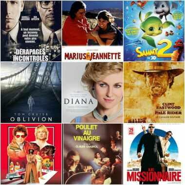 Quel film conseillez-vous ce dimanche 27 août à la télévision ? Votez !