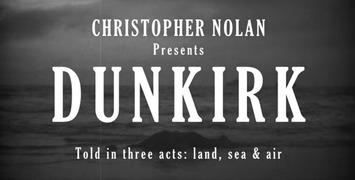 Dunkerque de Christopher Nolan remonté en film muet