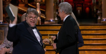 Oscar 2018 : Guillermo del Toro triomphe avec La Forme de l'eau