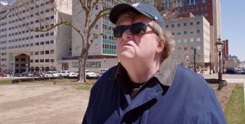 Michael Moore, plus énervé que jamais, revient avec un film anti-Trump