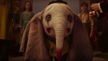 """La bande-annonce du """"Dumbo"""" de Tim Burton est en ligne : ça trompe énormément ?"""