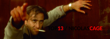 Les 13 meilleurs films de tous les temps selon Nicolas Cage
