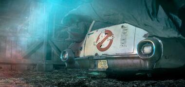 "Les ""Ghostbusters"" rempilent en 2020 (teaser)"