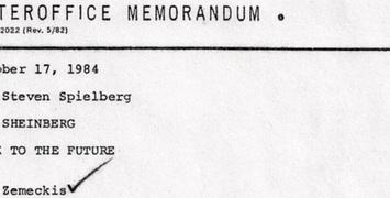 """Le jour où """"Retour vers le futur"""" a failli s'appeler """"L'Astronaute de Pluton"""""""