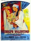 Rudolph Valentino, le grand séducteur
