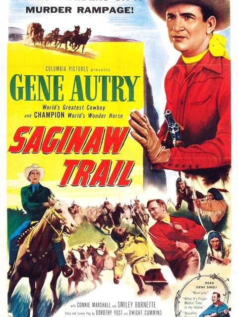 Saginaw Trail