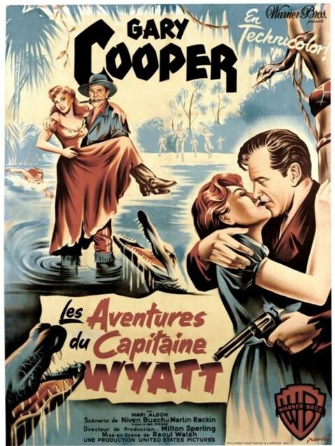 Les Aventures du capitaine Wyatt