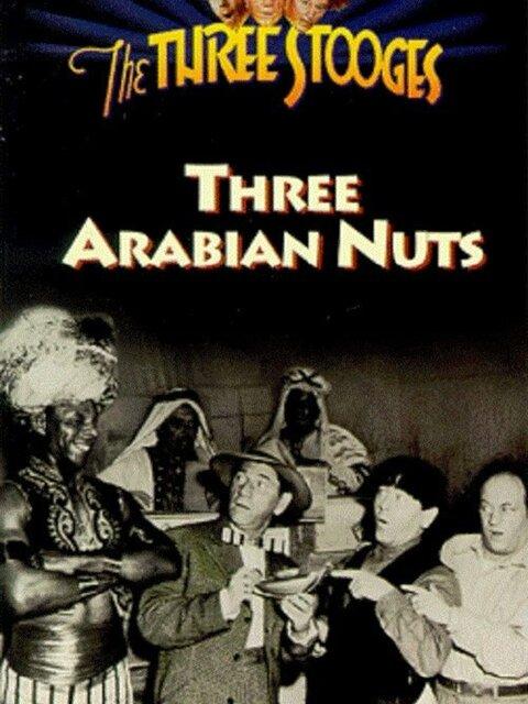Three Arabian Nuts
