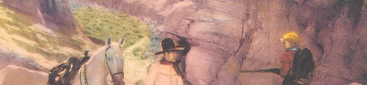 """Le Western, ses mots-clés : """"canyon"""""""