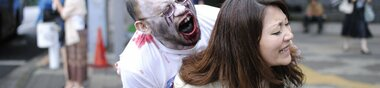Reipu zonbi : les zombies nucléaires japonais avides de sexe !