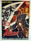 La ùltima aventura del Zorro