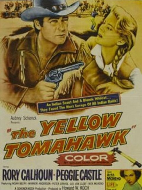 The Yellow Tomahawk