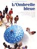 L'Ombrelle bleue