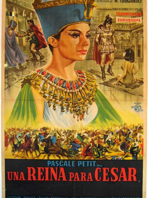 Cléopâtre, une reine pour César