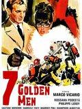 Sept Hommes en or
