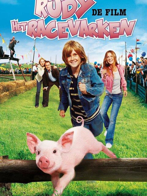 Rudy, l'incorrigible petit cochon !