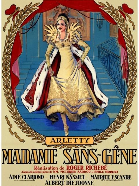 Madame Sans-Gêne