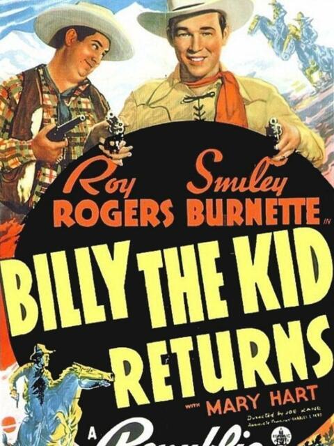 Billy the Kid returns