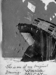 The Shinking of the Lusitania
