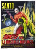 Superman contre l'invasion des martiens