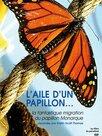 L'aile d'un papillon