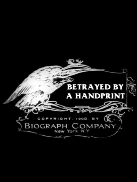 Betrayed by a Handprint