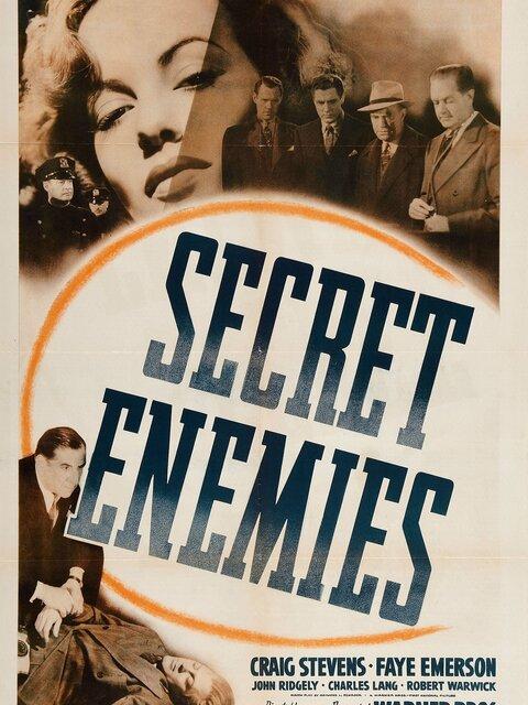 Secret Enemies