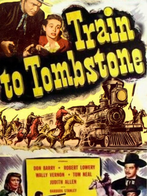 Train To Tombstone