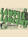 Lawful Larceny