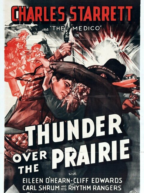Thunder Over the Prairie