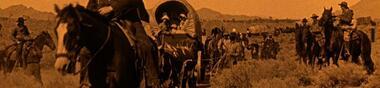 "Le Western, ses mots-clés : ""wagon"" (= chariot)"