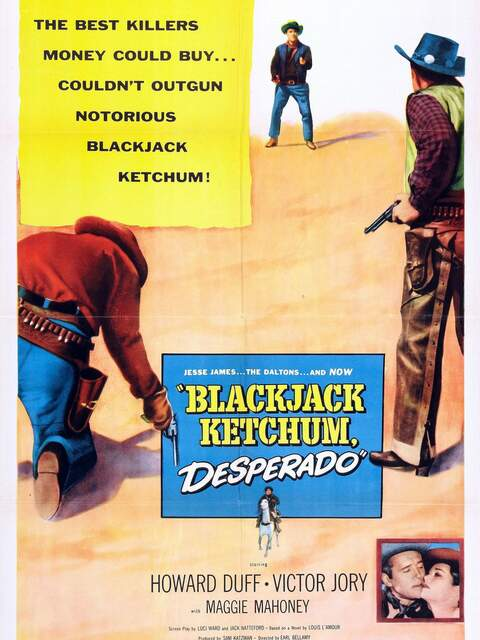 Blackjack Ketchum Desperado