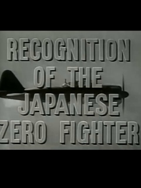 Recognition of the Japanese Zero Fighter