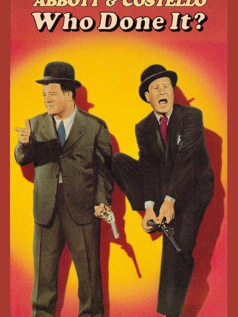 Deux nigauds détectives