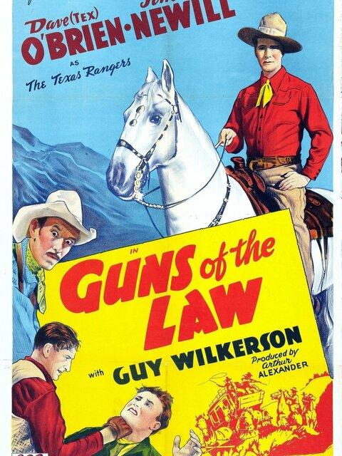 Une arme pour la loi