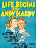 La vie commence pour André Hardy