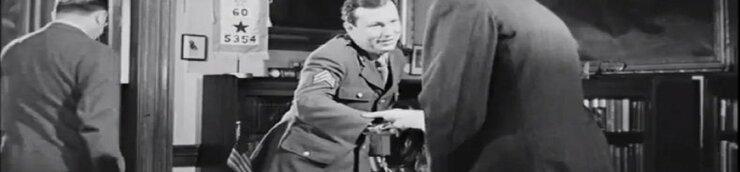 Harold Russell, pas de mains, mais un Oscar sur la cheminée !