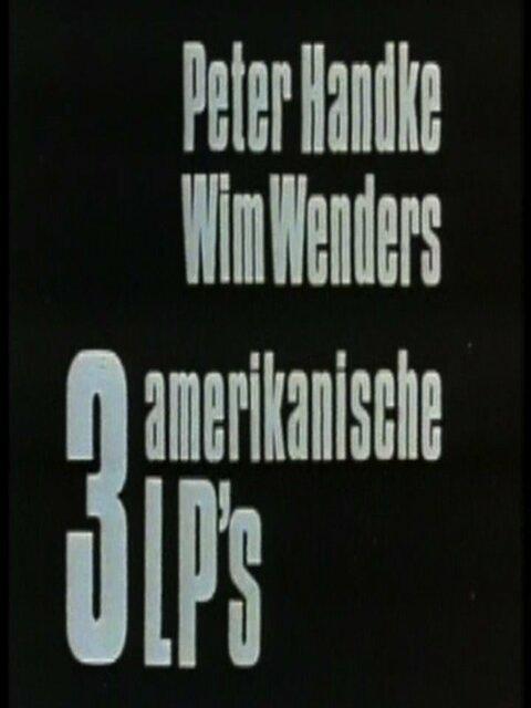 Drei Amerikanische LP's