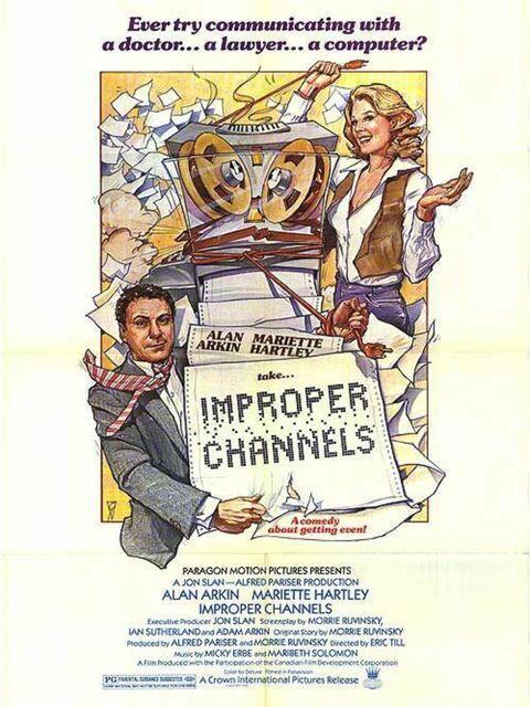 Improper Channels