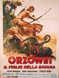 Orzowei, il figlio della savana