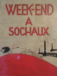 Week-end à Sochaux