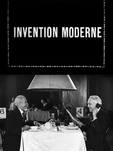 Une invention moderne
